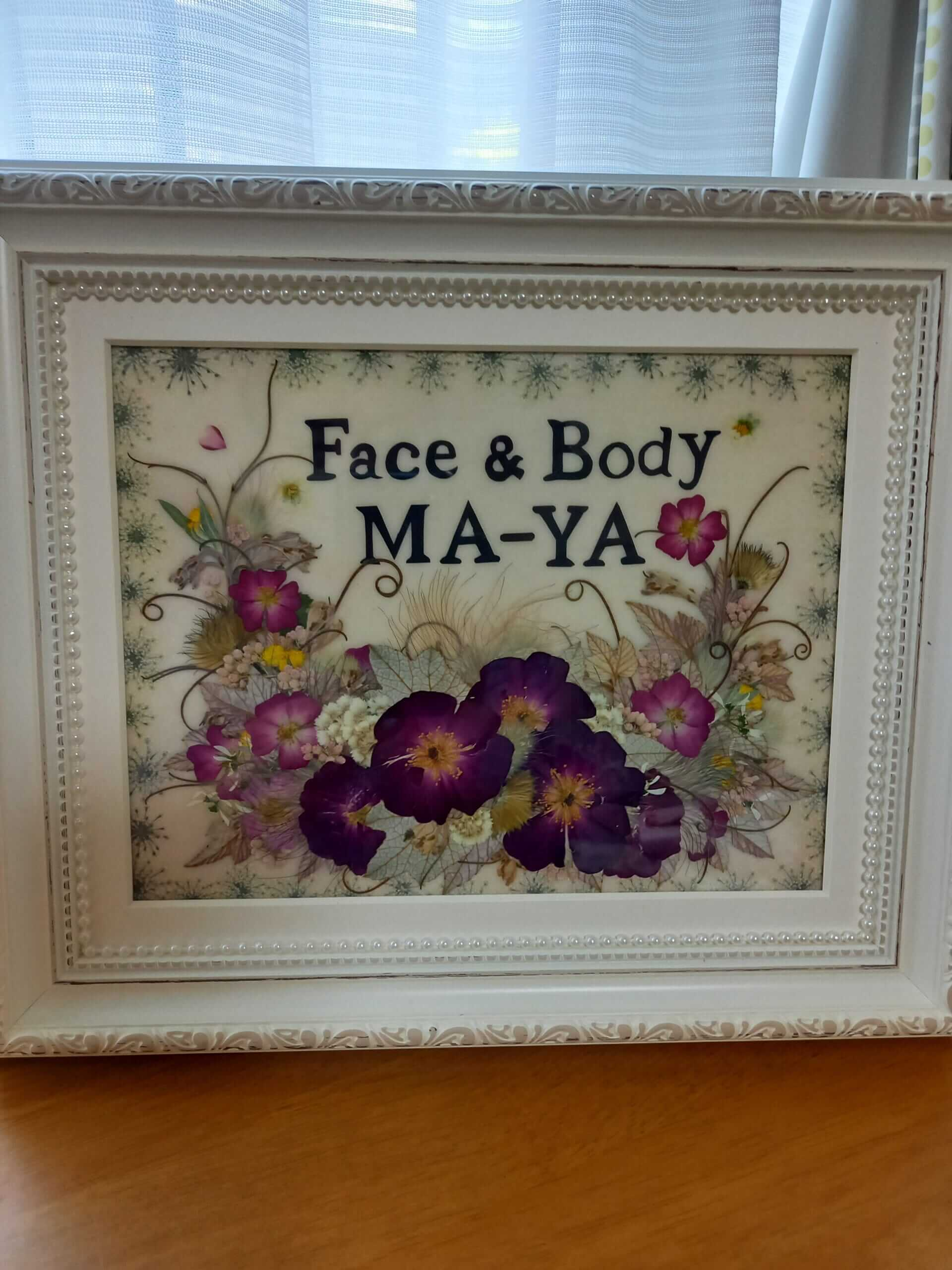 Face&Body   MA-YA⑤